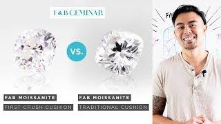 crushed ice moissanite vs diamond - मुफ्त ऑनलाइन