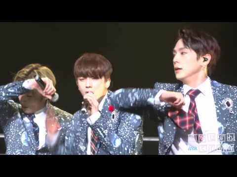 140422 B.A.P - Lovesick @ B.A.P Live on Earth LA