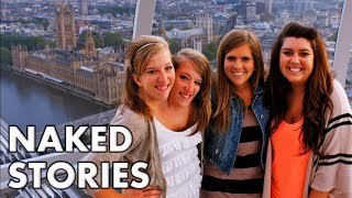 Abby and Brittany Hensel: Conjoined Twins Tour London! Sightseeing Q&A