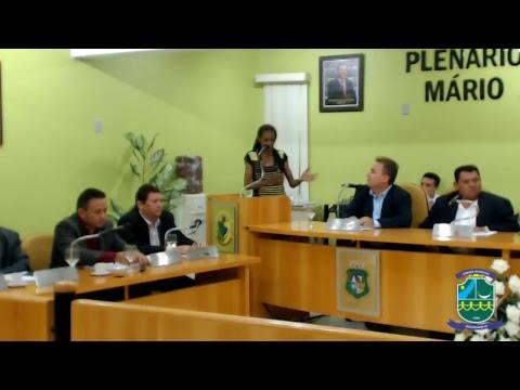 Sessão Ordinaria Camara de Jaguaruana - 17/08/2016