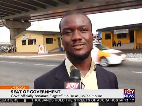 Seat Of Government - Joy News Today (29-3-18)