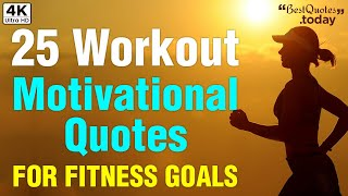 Top Workout Motivational Quotes To Keep You Going | Workout Motivational Quotes | Best Quotes Today