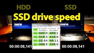 Crucial MX300 SSD Speed Test