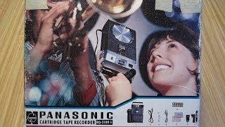 Download Video 1966 Panasonic RQ-3100S Cartridge Tape Recorder MP3 3GP MP4