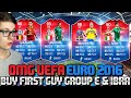 Download Video FIFA 16: EURO 2016 BUY FIRST GUY (DEUTSCH) - FIFA 16: ULTIMATE TEAM - FT IBRA TOTS 98!! [GROUP E]