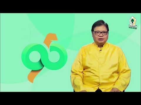 Video: Ketua Umum DPP Partai Golkar Airlangga Hartarto Mengucapkan Selamat Hari Lahir NU