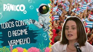 Zoe Martinez: 'O jovem atualmente está engajado em livrar Cuba do comunismo'