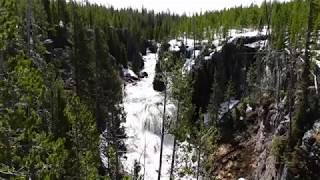 Kepler Cascades, Yellowstone National Park