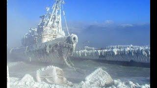 Седьмой континент: Антарктика. Штормы Антарктики.