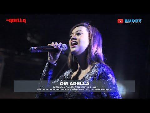 Monalisa - Bisane Mung Nyawang - Om Adella LIVE Alun - Alun Kutoarjo 9 Juli 2019