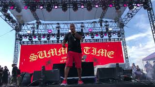 Too $hort - Shake That Monkey (Live @ Summertime In The LBC)