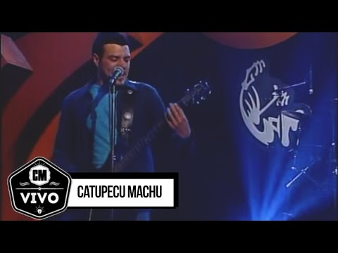 Catupecu Machu video CM Vivo 2001 - Show Completo