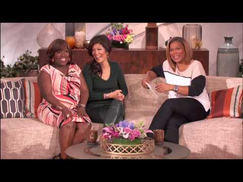 Queen Latifah Helps Sheryl Underwood Find a Man