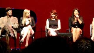 Capmirez on working together for the musical episode