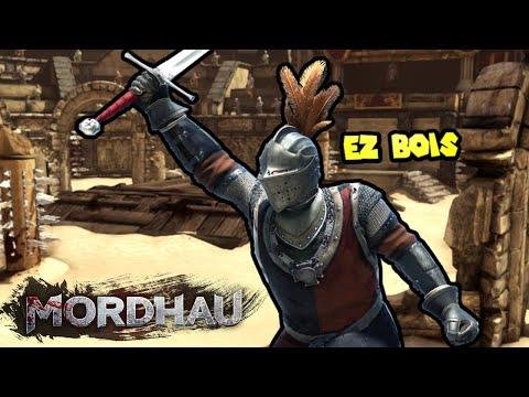 The team I join is the winner team - Mordhau