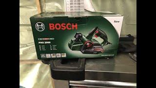 Bosch PHO 2000 Review von Hobby-Schreiner