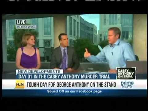 Meg Strickler on HLN with Vinnie Politan discussing Casey Anthony June 29, 2011