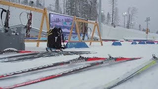 Highlight Biathlon Sochi 2