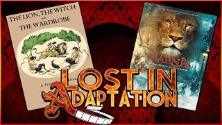 The Chronicles Of Narnia: The Lion, The Witch And The Wardrobe, Lost In Adaptation ~ The Dom