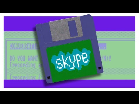 Why Skype wasn't invented in the '80s...