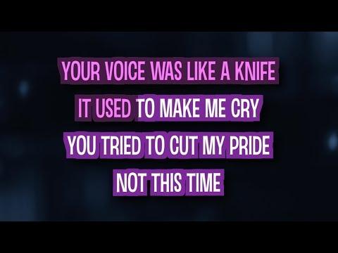 Empty Words (Karaoke) - Christina Aguilera