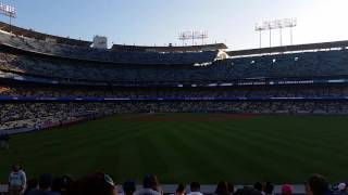 Don Newcombe Tribute - Colorado Rockies @ Los Angeles Dodgers 6/8/16