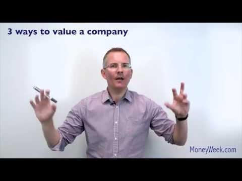 , title : '3 ways to value a company - MoneyWeek Investment Tutorials