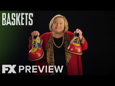 Baskets Season 3 PSA 'Walkathon'