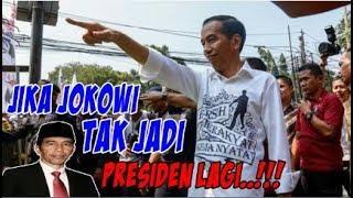 INI YANG AKAN TERJADI, Jika Jokowi Tak Jadi Calon Presiden Lagi
