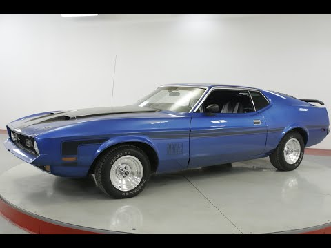 Video of '72 Mustang - PVOP