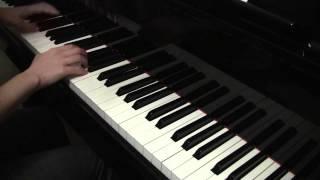 九江十二坊主題曲: 今朝有酒 - 太極 (Piano Cover)