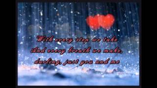 Love Unlimited - Walking In The Rain With The One I Love (Lyrics)