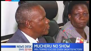 ICT CS Joe Mucheru snubs Senate Committee over media shutdown