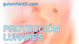 Protección en los lunares de la piel