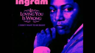 Luther Ingram - If Loving You Is Wrong (Screwed)
