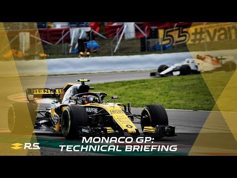 Monaco GP: Technical Briefing