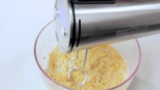 Миксер Profi Cook PC-HM 1026 300 Вт Германия от компании PolyMarket - видео