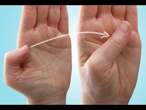 لن تصدق ماذا سيحدث لجسمك إذا نفخت في أصبع يدك الإبهام سبحان الله !!