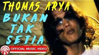 Lirik Lagu dan Chord Gitar Thomas Arya - Bukan Tak Setia, 'Sungguh Ku Terlanjur Pilu Rasa Hatiku'