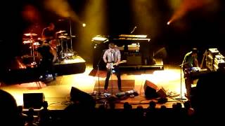 Death Cab For Cutie - Doors Unlocked and Open (Live in Paris, May 28th, 2012)