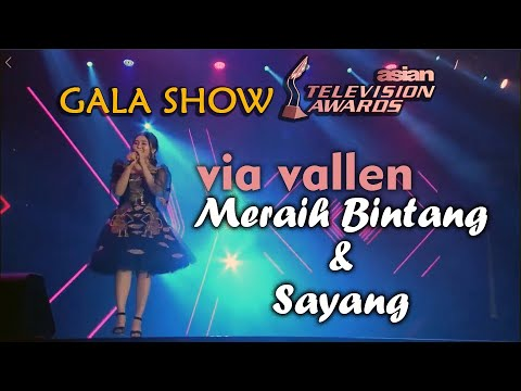 , title : 'Meraih Bintang & Sayang - Full Penampilan Via Vallen 23rd Asian Television Awards 2019 (Gala Show)'