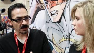 SDCC 2011: Humberto Ramos Interview