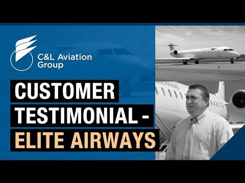 Customer Testimonial | Elite Airways
