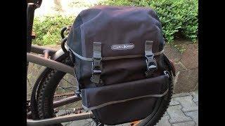 Ortlieb Radtasche Bike Packer Plus Modell 2020 - Was wird geboten? Meine detaillierte Vorstellung.