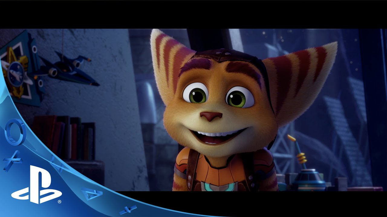 Ratchet & Clank Launches for PS4 on April 12th, 2016