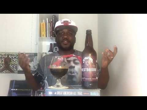 Review #83-Westbrook Brewing- Rum Barrel Aged Siberian Black Magic  Panther