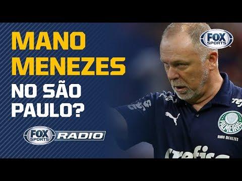 MANO MENEZES NO SÃO PAULO? Assunto é tema no