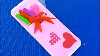 Открытка день Святого Валентина