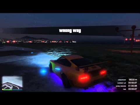 Watch In Agony As GTA V Racing Teammates Screw Themselves Over