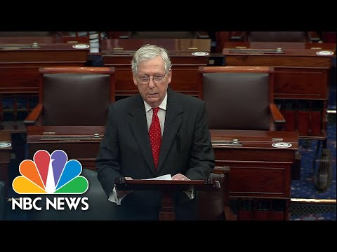 McConnell Condemns 'Lawlessness, Riots And Violence' Amid Breonna Taylor Protests | NBC News NOW